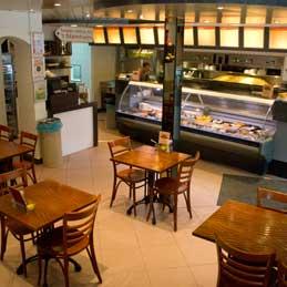 interieur - Cafetaria \'t Stamhuijs. Schijndel